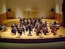 HSU Humboldt Symphony - Uploaded by fredbaby