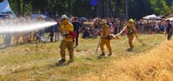 Wildland Firefighter Challenge - Uploaded by Leenda