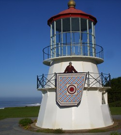 Cape Mendocino Lighthouse - Uploaded by quilter