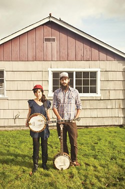 COURTESY OF THE ARTISTS - The Lowest Pair plays the Sanctuary on Thursday, May 9 at 8 p.m.