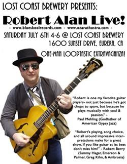 Robert Alan Live! - Uploaded by Jason D Valentin
