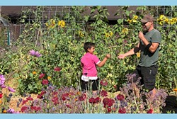 Join Cooperation Humboldt for the first annual Edible Garden Tour on Sept. 8! - Uploaded by Holly M Hilgenberg