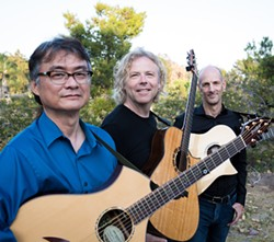 California Guitar Trio - Uploaded by Dnaca CC