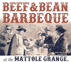 Early Mattole Grange BBQ - Uploaded by Michael Evenson1