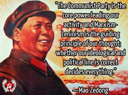 Mao's agenda explained - Uploaded by Rainer Shea 1