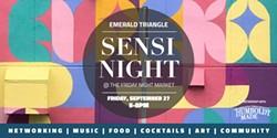 Sensi Night with the Eureka Friday Nigth Market - Uploaded by Lelehnia Du Bois