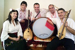 Bulgarika Band - Uploaded by Craig Kurumada