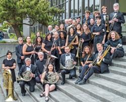 HSU Wind Ensemble - Uploaded by fredbaby