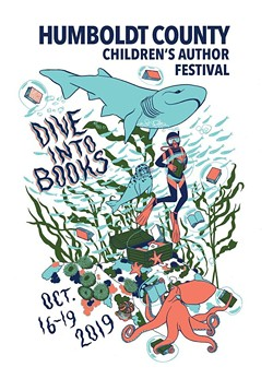 This year's Author Festival theme: Dive Into Books. - Uploaded by Eureka Books 1