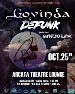 Govinda & Defunk - Uploaded by Gary Davis