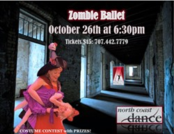 Zombie Ballet - Uploaded by reception.ncd@gmail.com