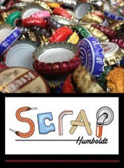 SCRAP Humboldt makes fun from leftovers - Uploaded by CS_Eureka