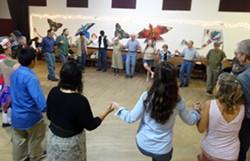 First Friday Dance Party at Redwood Raks - Uploaded by Craig Kurumada