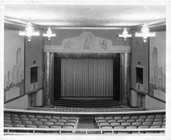 HUMBOLDT COUNTY HISTORICAL SOCIETY - The Eureka Theater