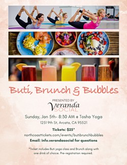 Buti, Brunch & Bubbles - Uploaded by Iysh Seber