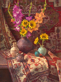 Still Life Painting by Jim McVicker - Uploaded by RoyO