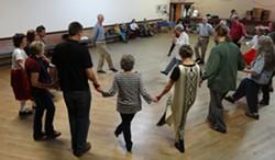 Humboldt Folk Dancers - Uploaded by Craig Kurumada
