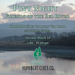 Pint Night at Friends of the Eel River - Uploaded by FriendsEelRiver