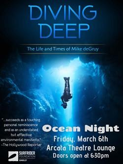 Diving Deep - Uploaded by Humboldt Surfrider