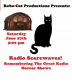 Join us for the fear you can hear! - Uploaded by Robert Hindman