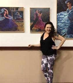 Dance Instructor Mimi Kyoko - Uploaded by playhousehaley