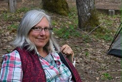 Monday's speaker, Patti Johnson - Uploaded by playhousehaley