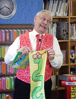 Dale Lorzo Magician - Uploaded by Humboldt Literacy Project