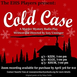 Cold Case: A Radio play by the EHS Players - Uploaded by Nanette Voss