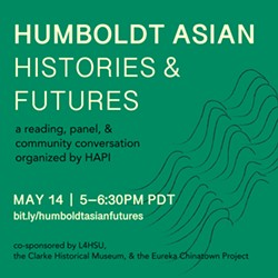 Humboldt Asian Histories & Futures - Uploaded by Kumi