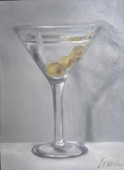 """Martini"" by Erica Brooks."