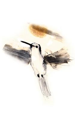 LIBBY GEORGE - The Guardian Bird.