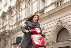 Helmet laws are for B-listers.