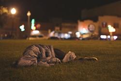 PHOTO BY LEON VILLAGOMEZ - Bed Time || 12:20 am || #Arcata #Humboldt #California @ Arcata, CA
