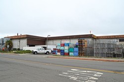 GRANT SCOTT-GOFORTH - Pacific coast seafoods, on waterfront drive.