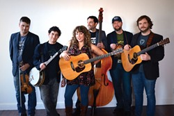 WHO: Front Country, WHEN: Sunday, Sept. 20 at 8 p.m.., WHERE: Arcata Playhouse, TICKETS: $15