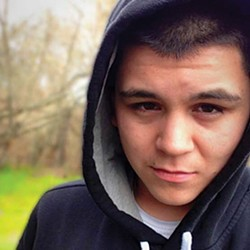 COURTESY OF THE ESTRADA FAMILY - Known as a thoughtful, mature kid, Richie began struggling with mental illness after his sophomore year in high school.