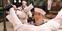 Hey, sailor.