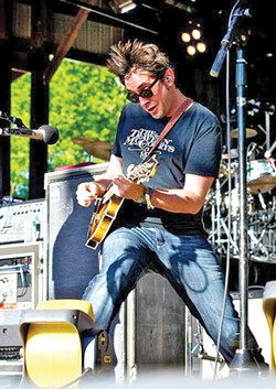 Jeff Austin. Photo by Dorothy St. Clair.