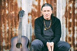 PHOTO COURTESY OF THE ARTIST - Steve Kimock plays the Mateel Community Center on Saturday, March 6 at 8 p.m.