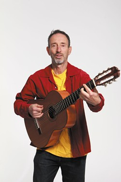 PHOTO COURTESY OF THE ARTIST - Jonathan Richman plays the Arcata Playhouse on Tuesday, March 15 at 8 p.m.