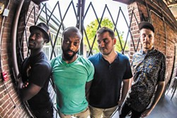 TAUK plays Sunday, March 20 at the Arcata Theatre Lounge at 8:30 p.m.