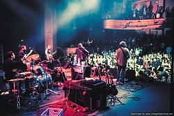 PHOTO COURTESY OF THE ARTIST - Leftover Salmon plays Wednesday, March 30 at 8 p.m. at the Arcata Theater Lounge.