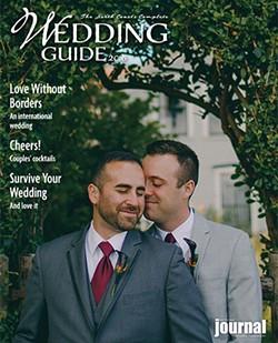 PHOTO BY LEON VILLAGOMEZ - 2016 Wedding Guide