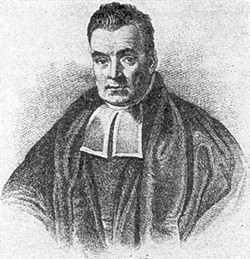 PUBLIC DOMAIN - Presbyterian minister, philosopher and statistician Thomas Bayes, 1701-1761. Well, it's probably him.