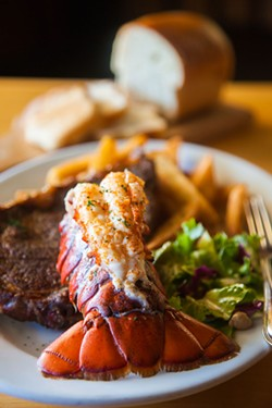 AMY KUMLER - Surf & Turf at Double D.
