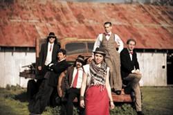 Royal Jelly Live plays Friday, May 20 at 9:30 p.m. at Humboldt Brews.