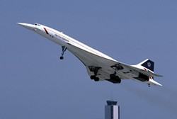 "The sunk cost fallacy is also known as the ""Concorde Effect,"" from British and French governmental support of the supersonic passenger plane long after it stopped making any economic sense to do so. Eduard Marmet, Creative Commons"