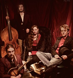 COURTESY OF THE ARTISTS - Gipsy Moon plays HumBrews at 9 p.m. on Friday, July 8.