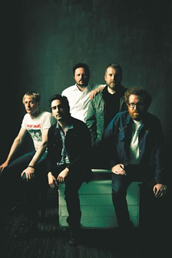 SUBMITTED - Blitzen Trapper plays Humboldt Brewery on Thursday, Aug. 4 at 9 p.m.