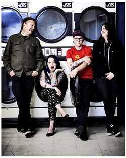 Year of the Fist brings punk to the Alibi Saturday, Aug. 27 at 11 p.m.
